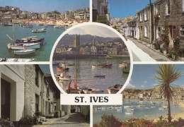 BT18299 St Ives Cornwall    2 Scans - St.Ives
