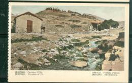 Jéricho     -    Fontaine D'Elie    -   Dab104 - Palestine