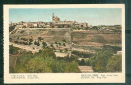 Jérusalem  - Mont Sion -   Dab113 - Palestine