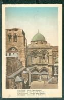 Jérusalem  - Façade Saint Sépulcre    Dab114 - Palestine