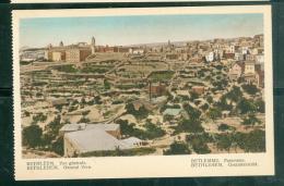 Bethléem - Vue Générale      Dab123 - Palestine