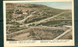 Jérusalem -   Tombeau De La Vierge , Extérieur  Dab129 - Palestine