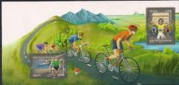 2013 France  Frankreich Mi. Bl. 224 **MNH  100e édition Du Tour De France - Sheetlets