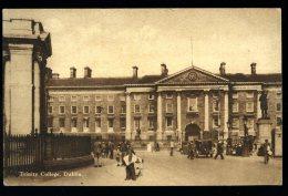 Cpa Irlande Dublin Trinity College   ROSC7 - Dublin
