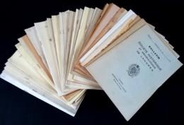 35 Bulletins De La Société Historique Et Archéologique De Langres / 1974 à 1983 - Champagne - Ardenne
