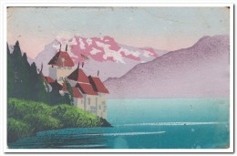 Painting - Postkaarten
