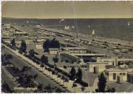 Riccione - Spiaggia - Fotmato Grande Viaggiata - D - Rimini