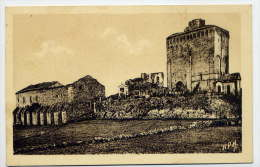 VAOUR--1956---Donjon Et Ruines Du Chateau   éd  APA-POUX - Vaour