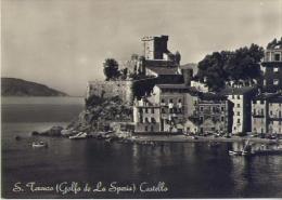 S.terenzo - Golfo De La Spezia - Castello - Formato Grande Non Viaggiata - D - La Spezia