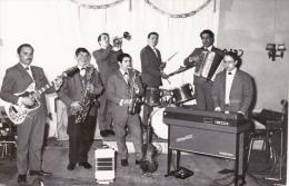 CPSM ORCHESTRE RAYMOND ANGEL M SAINT JOLY FRANCIS N° 57 CITE LE PIGEONNIER FOIX - Musique Et Musiciens