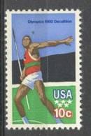 USA UNITED STATES 1979 MCHL 1395 OLYMPICS MOSCOW MNH ** POSTFRIS NEUF - Neufs