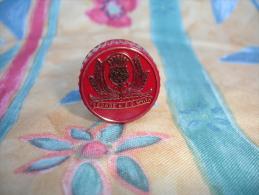 Ancien Bouchon De Bouteille De Whisky: George B.J.C. Smith (13-4354) - Whisky