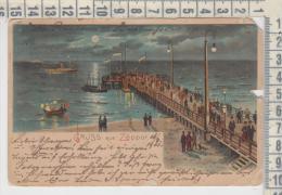 Gruss Aus Zoppot   1901 - Pommern
