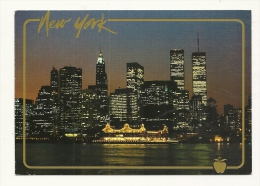 Cp, Etats-Unis, Ne-YOrk City, The Southeastern Tip Of Manhattan, Voyagée - New York City