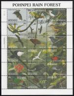 Micronesia MNH Scott #149 Sheet Of 18 29c Pohnpei Rain Forest - Micronésie