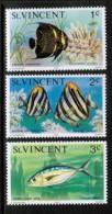 ST. VINCENT     Scott # 407-25**  VF MINT NH - St.Vincent (...-1979)