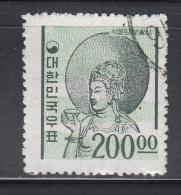 Korea  Scott No.-373 Used  Year  1964 - Korea, South