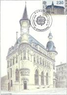 ALSACE - 67 - BAS RHIN - STRASBOURG - EUROPA Premier Jour 1990 - Cartoline Maximum