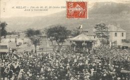 Aveyron-Millau : Fetes Des 16,17,18 Octobre 1909, Rare - Millau