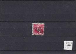 Liechtenstein - Autriche - Yvert Taxe Autrichien 36 Oblitéré - Oblitération Schaan - ...-1912 Precursores