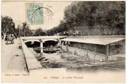 Aubagne, Le Lavoir Municipal - Aubagne