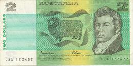 2 DOLLARS 1985 AUSTRALIA - Decimal Government Issues 1966-...