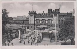 AK -  Saarbrücken Hauptpostamt 1943 - Saarbrücken