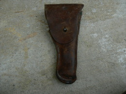 Etui De Colt 45 M 1911 US GRATON And KNIGHT CO Daté 1943 - 1939-45