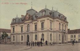 89. Yonne : Sens : La Caisse D ' épargne . - Sens