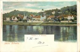 ALLEMAGNE - WEHLEN V. D. Elbseite - Sachs. Schweiz - Wehlen