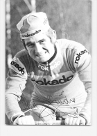 Alfred GAIDA - Autographe Manuscrit - Dédicace Originale - Equipe ROKADO Bettrahmen - 2 Scans - Ciclismo