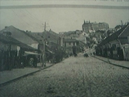 Magazine Item - 1930 A Street In Belgrade - 1950-Hoy