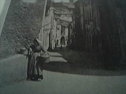 Magazine Item - 1930 Arch Of St Giuseppe Siena - 1950-Hoy
