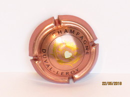 Capsules Ou Plaques De Muselet CHAMPAGNE DUVAL LEROY - Champagne
