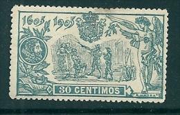 Spain 1905 Edifil 261 MM* - Unused Stamps