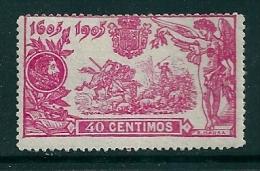Spain 1905 Edifil 262 MM* - Unused Stamps