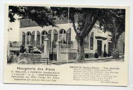 04 -  PEYRUIS -Nougaterie BELLON - Andere Gemeenten