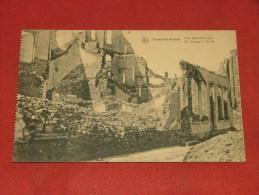 DENDERMONDE  - TERMONDE  -  Militaria   -  Puinen  - Rue Saint-Georges  -  1919 - Dendermonde
