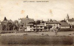 LENTILLY(RHONE) - Autres Communes