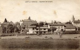 LENTILLY(RHONE) - France