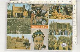 PO2442C# REPUBBLICA DI MALI - FOLKLORE - DONNE   VG 1988 - Mali