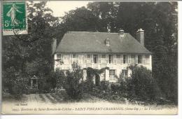 76   Saint-Vincent-cramesnil - Le Presbytère Colonie St-Léon / Colonie Ste Elisabeth (voir Verso) - France