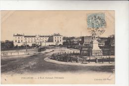 Toulouse  L'ecole Nationale Vétérinaire - Toulouse