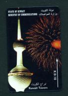 KUWAIT - Magnetic Phonecard Used *BOGOF (stock Scan) - Kuwait