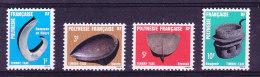POLYNESIE   N°4 à 7  Neufs Sans Charniere - Timbres-taxe