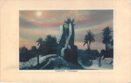 Libye - Tagiura - Paesaggio - Libya