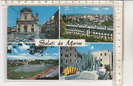 PO2608C# ROMA - MARINO - MONUMENTO AI CADUTI - STADIO FOOTBALL - CALCIO  VG 1978 - Altre Città