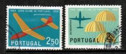 PORTUGAL     Scott # 851-4  VF USED - 1910-... Republic