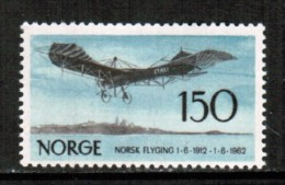 NORWAY    Scott  # 405*  VF MINT Hinged - Norway