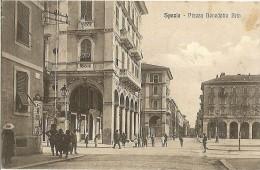 LA SPEZIA - PIAZZA BENEDETTO BRIN - La Spezia